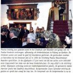 Naarder Koerier Dinner 30oct10